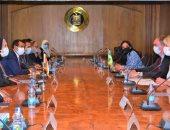 التجارة والصناعة: الإعداد لتشكيل أول مجلس أعمال مصرى سويدى وتعزيز التعاون الصناعى والتجارى