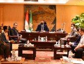 محافظ الفيوم يترأس اللجنة المركزية لمتابعة موقف كورونا بالمحافظة
