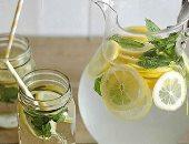 طريقة عمل الديتوكس بالخيار والتفاح الأخضر.. مشروب التخسيس المفضل