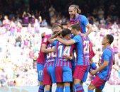 كوتينيو يضيف ثالث أهداف برشلونة ضد فالنسيا فى الدقيقة 85 بالليجا