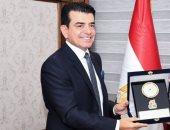 مدير الايسيسكو يشيد بجهود التدريب والمبادرات وبناء قدرات الشباب فى مصر