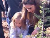 الملكة رانيا تحتفل بعيد ميلاد ابنتيها سلمى وإيمان بفيديو من لعب وشقاوة الطفولة