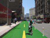 """مسارات تنفيذ مشروع """"بسكلتة"""" بالقاهرة.. الطريق بطول 2 كيلو متر مرحلة أولى"""