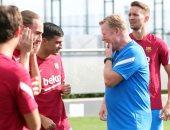 أنباء سارة لجماهير برشلونة قبل مواجهة بنفيكا فى دوري أبطال أوروبا