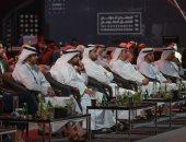 نائب حاكم الشارقة يشارك بفعاليات اليوم الثانى للمنتدى الدولى للاتصال الحكومى