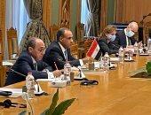 اجتماعات مصرية تشيكية فى القاهرة للتباحث حول سد النهضة ومكافحة الإرهاب