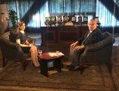الخميس.. إكسترا نيوز تبث حوارا للإعلامية رانيا هاشم مع رئيس هيئة قضايا الدولة