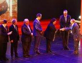 تكريم سامي مغاوري وفاروق فلوكس من المهرجان القومي للمسرح