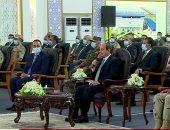 الرئيس السيسي: الدولة تنفذ مشروعات فوق الخيال.. ولا نقبل التعديات