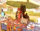 افتتاح معرض المشغولات اليدوية والبدوية بالاسماعيلية .. صور