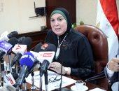 نيفين جامع: الحكومة توفر للمواطنين مصادر دخل ضمن مبادرة حياة كريمة