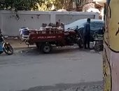 بث مباشر.. مصرع شاب فى بولاق بعد إطلاق النار عليه وسط الشارع