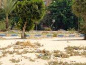 محافظ الإسماعيلية يوجه بتنفيذ حديقة عامة بمنطقة مساكن عبدون