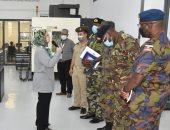وفد عسكرى كينى يزور العربية للتصنيع لزيادة مجالات التعاون بين البلدين
