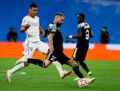 شيريف المولدوفي يفاجئ ريال مدريد ويتقدم عليه 1-0 فى الشوط الأول