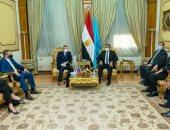 سفير التشيك بالقاهرة: مصر من الأسواق الواعدة والجاذبة على مستوى العالم