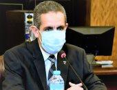 محافظ الغربية: 31342 مواطنا تلقوا التلقيح لمواجهة فيروس كورونا