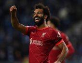 محمد صلاح ضمن القائمة المسربة للمرشحين لحصد الكرة الذهبية 2021