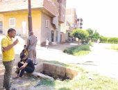 جيران عروس قليوب المقتولة: المتهم سرق ذهبها وهاتفها بعد طعنها