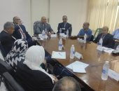 نائب محافظ القاهرة يناقش إجراءات تسريع ملف التصالح على مخالفات البناء