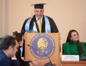 أقدم جامعة فى روسيا تمنح زاهى حواس الدكتوراه الفخرية.. شاهد