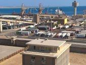 تصدير 25 ألف طن فوسفات من ميناء سفاجا البحري لماليزيا على السفينة Jumana