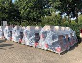 """""""نظافة القاهرة"""" تتعاقد مع شركة هولندية لتوريد 20 مكنسة ضخمة لشفط المخلفات"""