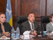 """تكريم المشاركين من قيادات الإسكندرية التنفيذية بورشة عمل """"استراتيجية مصر الرقمية"""""""