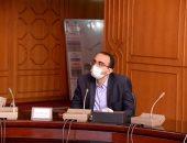 نائب محافظ الإسماعيلية يستعرض نسب التنفيذ لمشروعات حياة كريمة بالقنطرة شرق