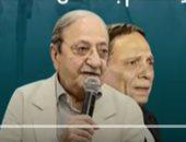 دريد لحام: لن نتقبل عادل إمام إذا مثّل باللهجة السورية.. وأحلم بالعمل معه.. فيديو