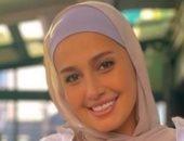 """حلا شيحة بعد تلقى التهنئة على حجابها مرة أخرى: """"دعواتكم جميلة ومن القلب """""""