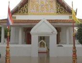 فيضانات تغرق المنازل والمعابد في مدينة أيوثايا التاريخية في تايلاند.. فيديو