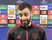 مان يونايتد ضد فياريال.. فيرنانديز: مواجهة الفرق الإسبانية صعبة للغاية