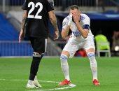 ريال مدريد راحة 24 ساعة بعد الخسارة الكارثية ضد شيريف بـ دوري أبطال أوروبا