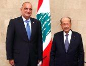 عون والخصاونة يبحثان ترتيبات نقل الغاز المصرى إلى لبنان عبر الأردن وسوريا