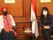 المديرة الإقليمية لمجموعة البنك الإسلامي: نتطلع للتنسيق المستمر  مع مصر