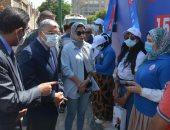 محافظ المنيا يناشد المواطنين بتلقى اللقاح والالتزام بالإجراءات الاحترازية