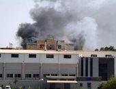 السيطرة على حريق هائل تسبب فى إصابة 28 عاملا فى مصنع مبيدات بالشرقية.. لايف
