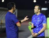 عبدالحليم على : انتظام جميع لاعبي المصرى فى معسكر الفريق استعداداً للمحلة