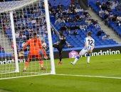 موناكو يفرض التعادل 1-1 على ريال سوسيداد فى الدورى الأوروبى