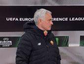 مورينيو بعد فوز روما على زوريا: النتيجة أهم من الأداء ولا نعانى من إصابات