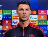 رونالدو يكسر رقما قياسيا متشابك مع ميسى فى دوري أبطال أوروبا