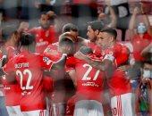 أهداف الأربعاء.. سقوط برشلونة أمام بنفيكا ورونالدو يقود اليونايتد للفوز