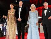 أفضل أزياء العائلة المالكة فى العروض الأولى للأفلام.. آخرهم كيت ميدلتون