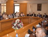 اجتماع لأعضاء الغرف التجارية لوضع خطة لتطوير أداء الاتحاد طبقًا لرؤية مصر 2030
