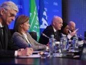 إنفانتينو يطلق القمة الافتراضية الأولى للاتحادات الوطنية الأعضاء بالفيفا