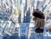 لقطات تخطف القلوب.. برج وان فاندربيلت على ارتفاع 427 مترا بنيويورك