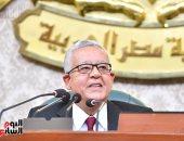 رئيس النواب يرفع أولى جلسات دور الانعقاد الثاني ويدعو لجلسة أخرى غدا.. صور