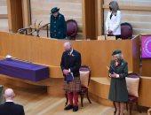 """الملكة إليزابيث تتحدث عن """"الذكريات السعيدة"""" مع زوجها الراحل فى اسكتلندا"""