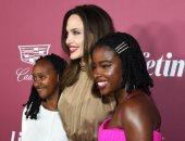 أنجلينا جولي بجوار ابنتها فى حفل Power of Women فى أحدث ظهور